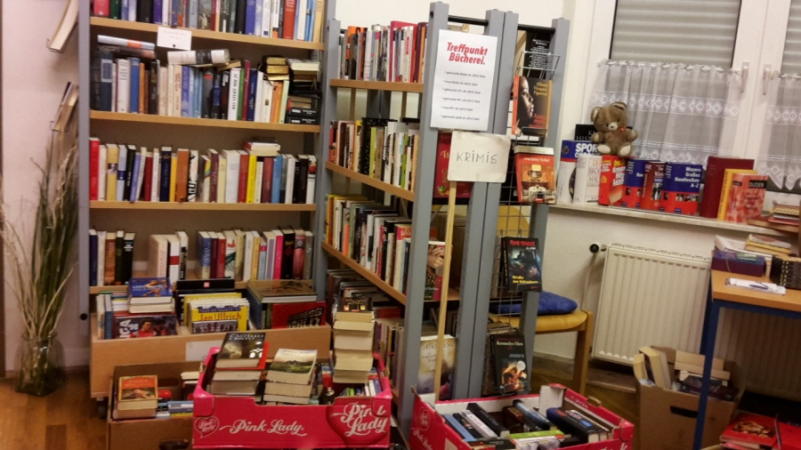 Bücherei St. Elisabeth - Modernes Antiquariat