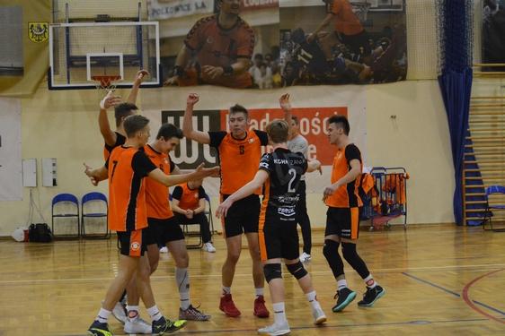 Liga Juniorów: Cuprum Lubin - Gwardia Wrocław (15.01.2017)