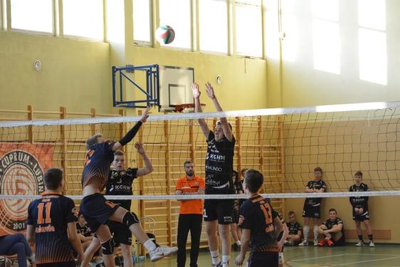 Liga Młodzików: Cuprum Lubin - MKS Olavia Oława (08.01.2017)