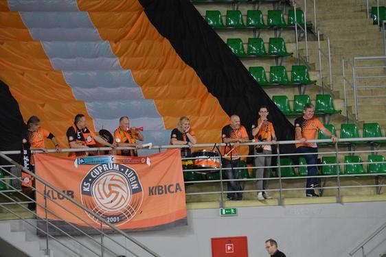 Łuczniczka Bydgoszcz - Cuprum Lubin, 13. kolejka (09.12.2016)