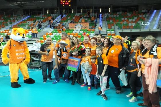 Cuprum Lubin - Asseco Resovia Rzeszów, 5. kolejka, blog, (26.10.2016)