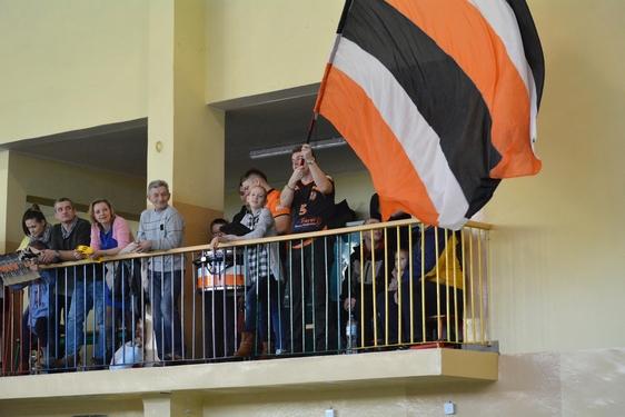 Liga Młodzików: Cuprum Lubin - TS Victoria II Wałbrzych (08.01.2017)