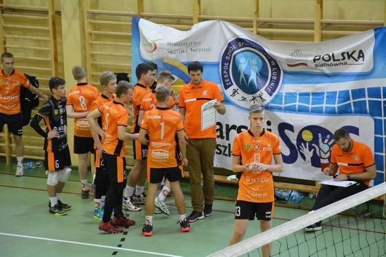 DLK: Cuprum Lubin - Ikar Legnica (06.10.2016)
