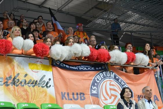 Cuprum Lubin - BBTS Bielsko-Biała, 16. kolejka (30.12.2016)