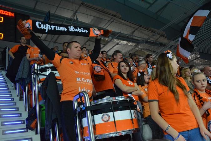 Cuprum Lubin - MKS Będzin, 3. kolejka (15.10.2016)