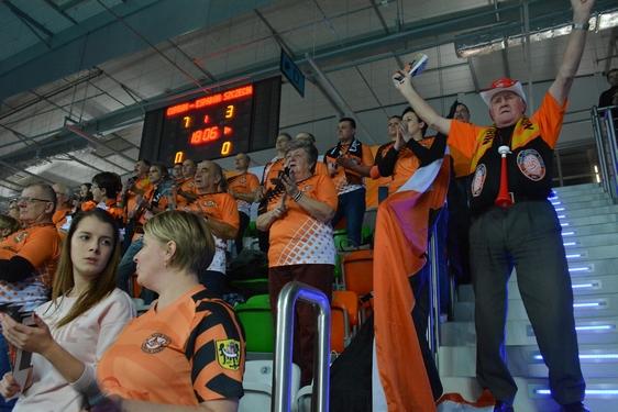 Cuprum Lubin - Espadon Szczecin, Puchar Polski (04.01.2017)