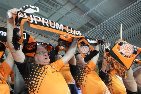 Cuprum Lubin - Espadon Szczecin, Puchar Polski, blog (04.01.2017)