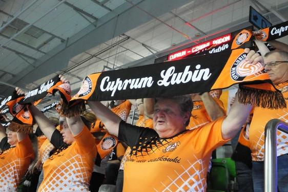 Cuprum Lubin - Cerrad Czarni Radom, 10. kolejka, blog (24.11.2016)