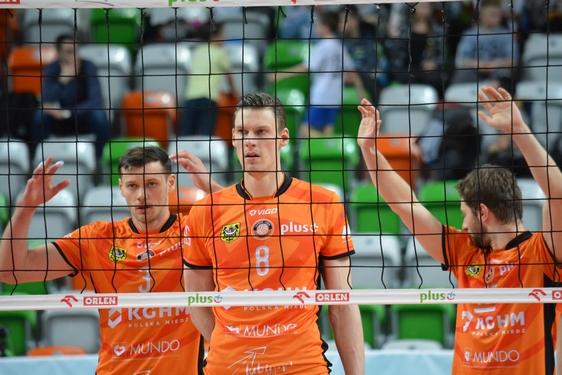 Cuprum Lubin - Indykpol AZS Olsztyn, play-off (07.04.2017)