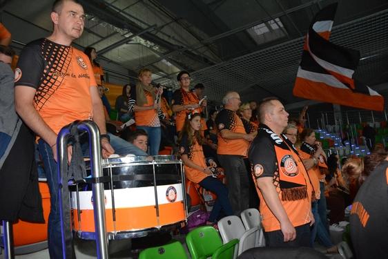 Cuprum Lubin - ESPADON Szczecin, 6. kolejka (29.10.2016)