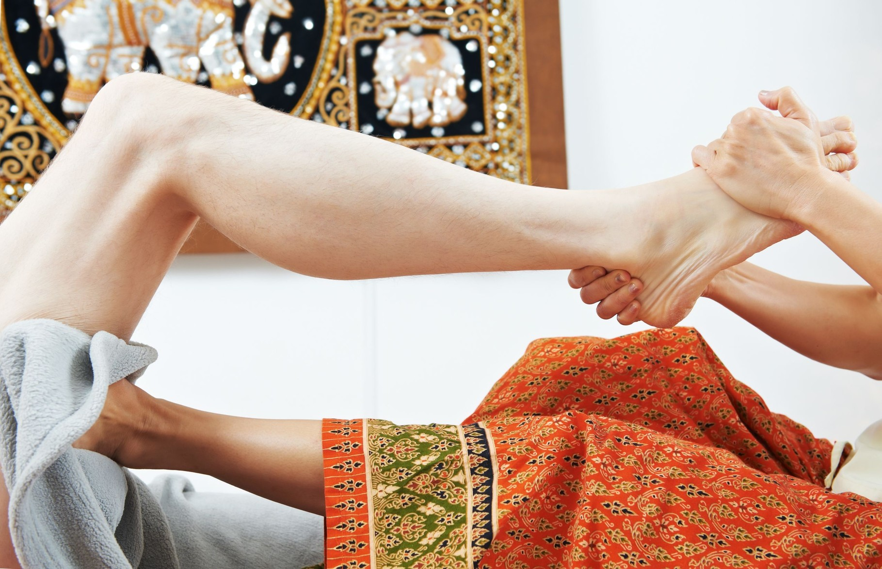 Thai Massage Training