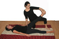 Thai Yoga Massage Training - Cape Town