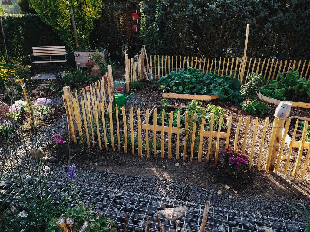 Mein Bauerngarten entsteht