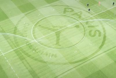 Elue meilleure recrue de Paris : le jardinier du stade...