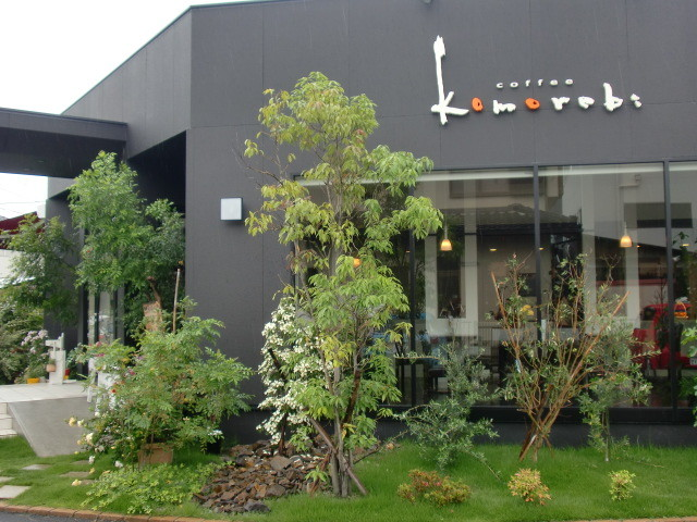 「coffee komorebi」(1)