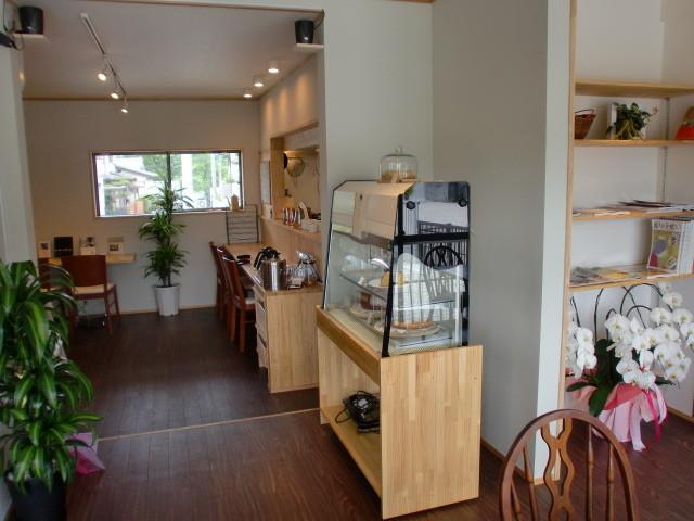 「Cafe MoMo」(3)