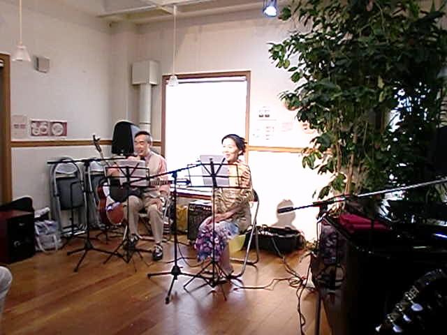 「カフェ&レスト リリアン」午後のコンサート(24.9.2)