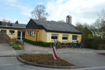 Eingang - Martin Luther Kindergarten Hameln