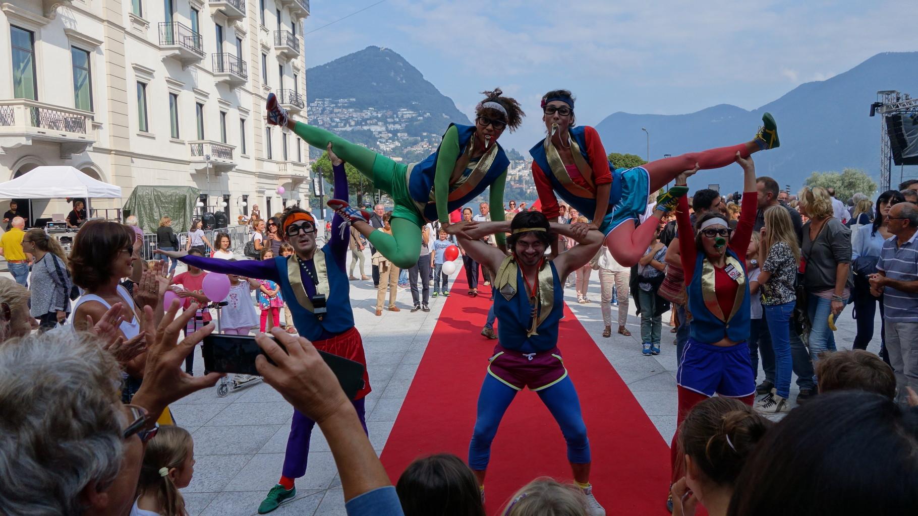 Opening LAC Lugano