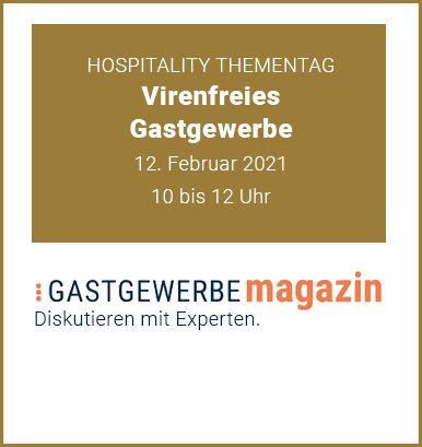 Online Event - Gastgewerbe Magazin