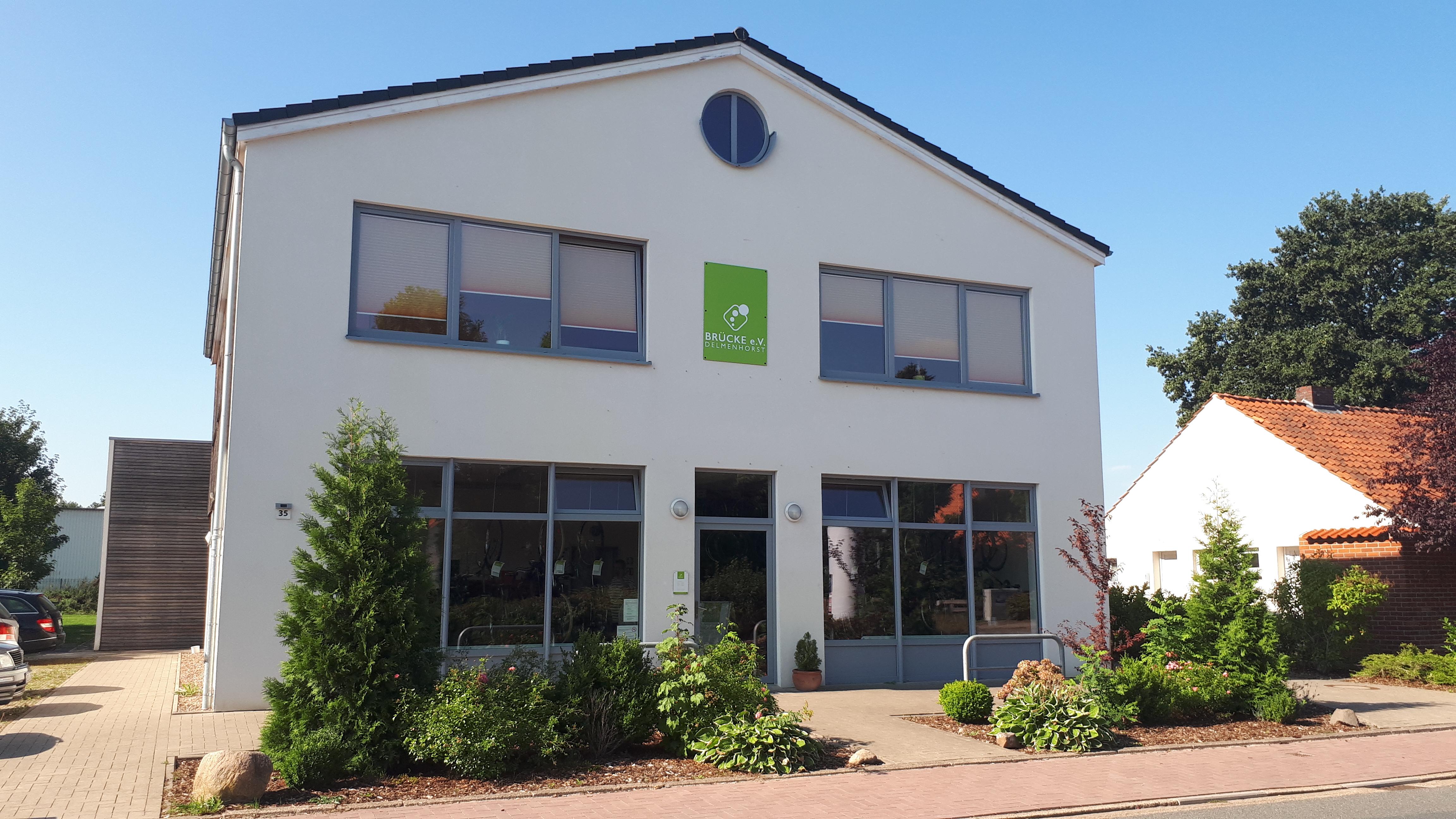 Unser Vereinssitz in der Wissmannstraße 35 in Delmenhorst