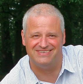 Krimi-Autor Christian Herrnleben