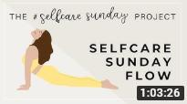 Alexa und Katja bei der ersten #selfcaresunday Yogastunde