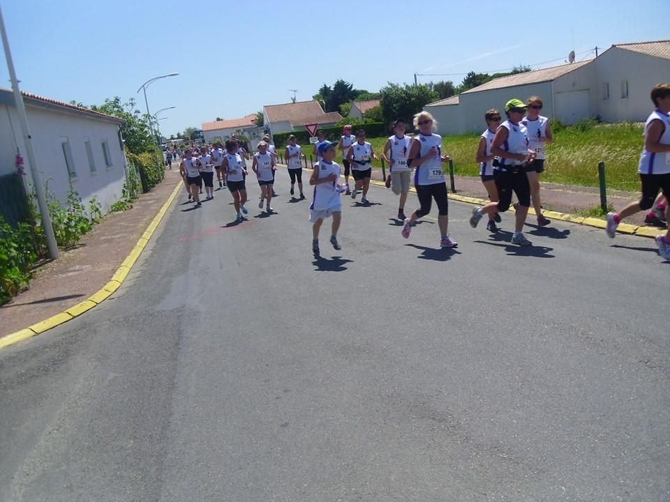 Le départ de l'Oléronaise est lancé !