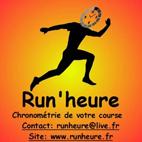 Run'heure Chronométrage de la course - Oléronaise - course pour la lutte contre les cancers féminins, cancer du sein, cancer du col de l'utérus, cancer des ovaires - Ile d'Oléron