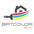 BatColor by k - peinture - Oléronaise - course pour la lutte contre les cancers féminins, cancer du sein, cancer du col de l'utérus, cancer des ovaires - Ile d'Oléron