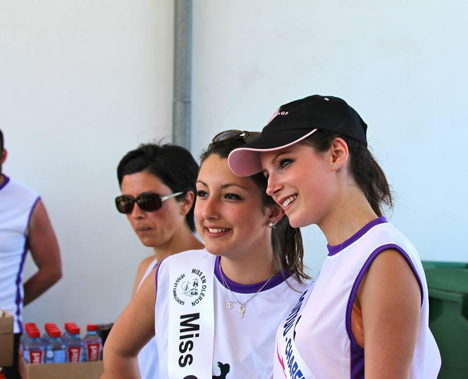 Miss Poitou-Charentes 2013 et Miss Oléron 2014 sont présentes !