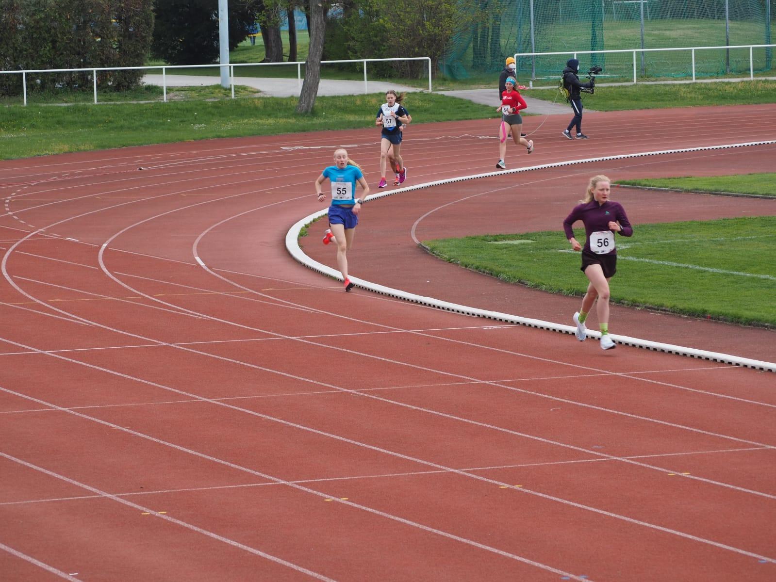 Swim and Run - Südstadt - 18.04.2021
