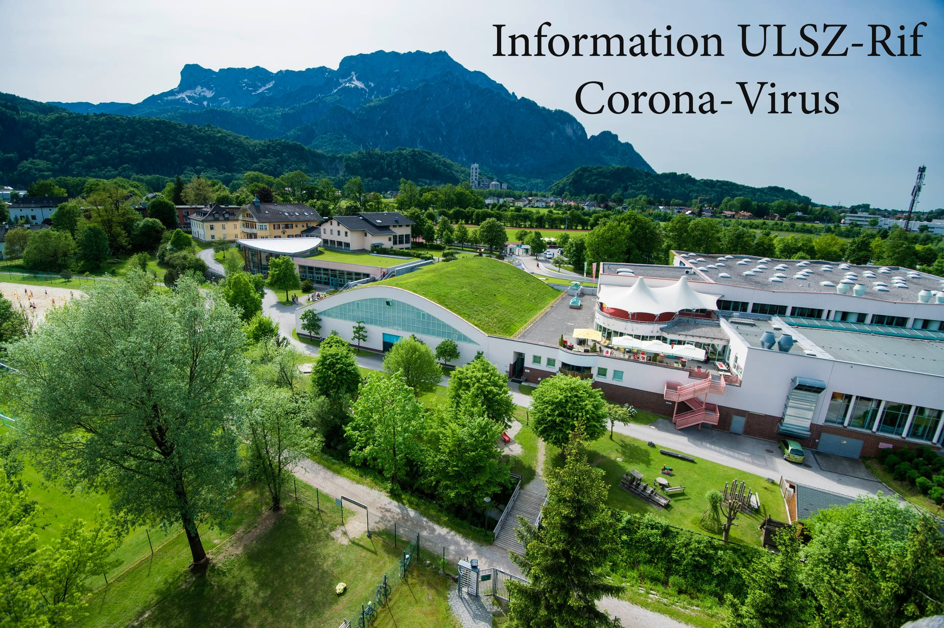 Information ULSZ-Rif - Corona Virus
