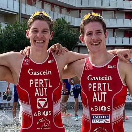 """""""Triathlon ist mehr als nur ein Sport"""" Lukas und Philip Pertl - Salzburger Nachrichten 30.05.2021"""