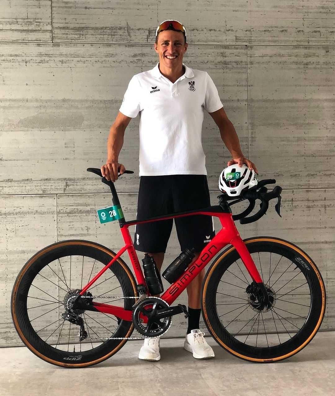Tokyo 2020  - Triathlon - Lukas Hollaus