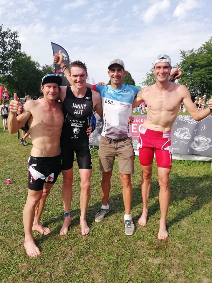 Mostiman Triathlon Wallsee - Olympische Distanz