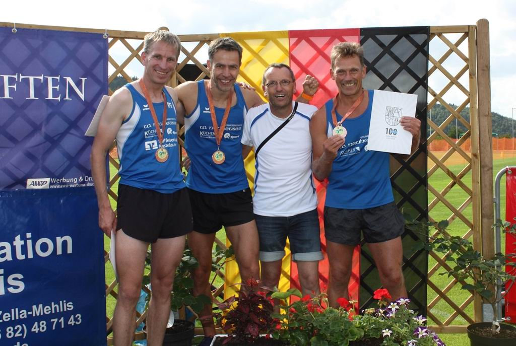 Bronze Deutsche Langstaffelmeisterschaften 2019