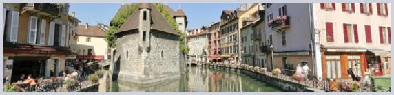 Annecy Panorama