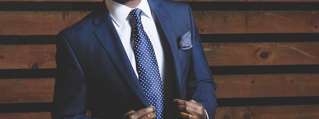 スーツ写真
