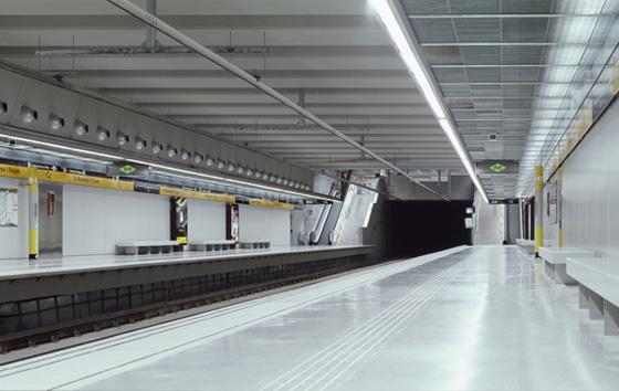 Estación de Metro de Maresme Forum