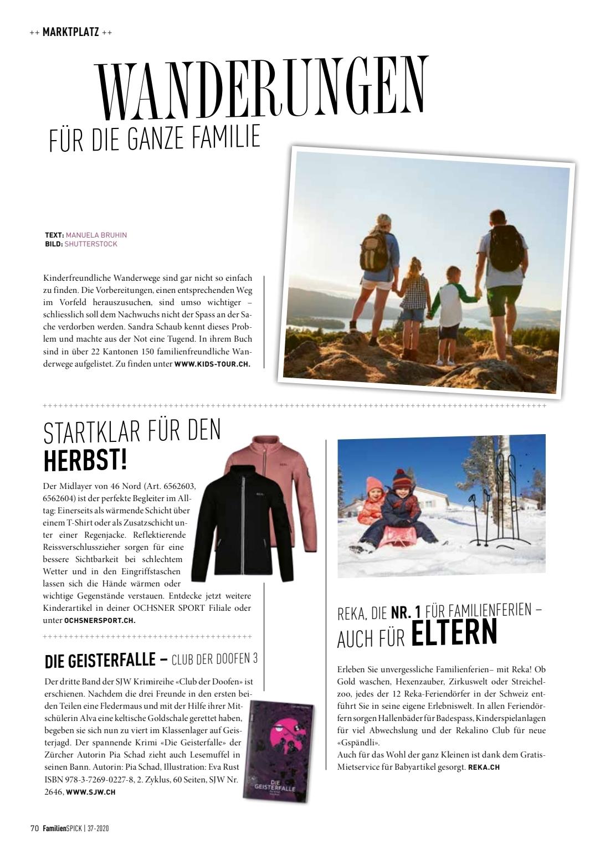 Das Schweizer Elternmagazin