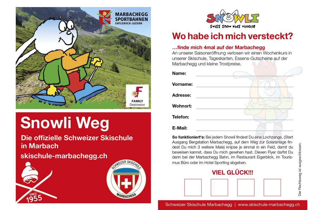 ©Schweizer Skischule Marbachegg