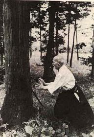 Aikidoschule Berlin - Morihei Ueshiba - Was ist Aikido