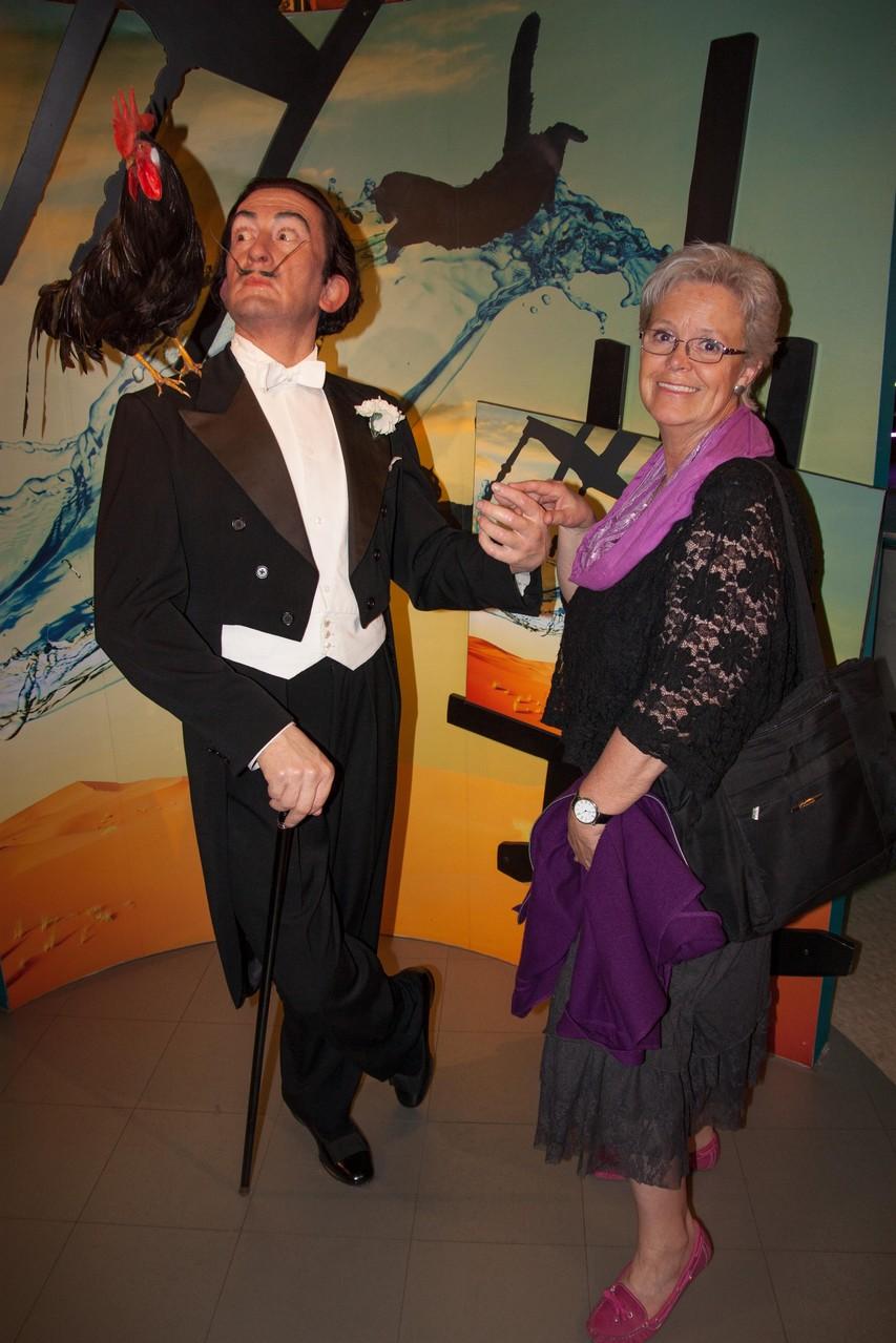 Da(h)li und Dalí