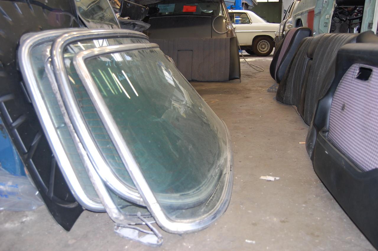 Besorgung und Beschaffung Mercedes Ersatzteile