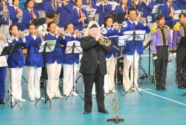 トランペット奏者 エリック・ミヤシロ
