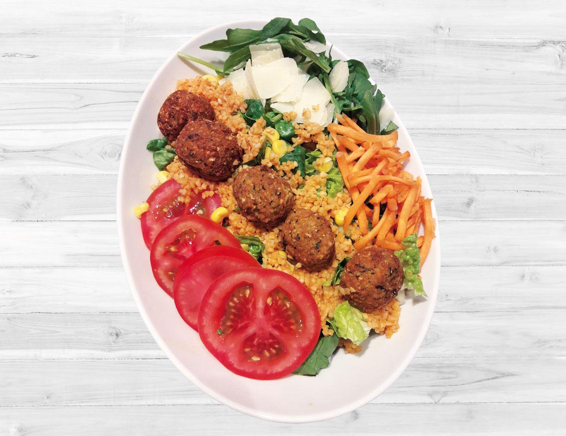 Falafel Salat