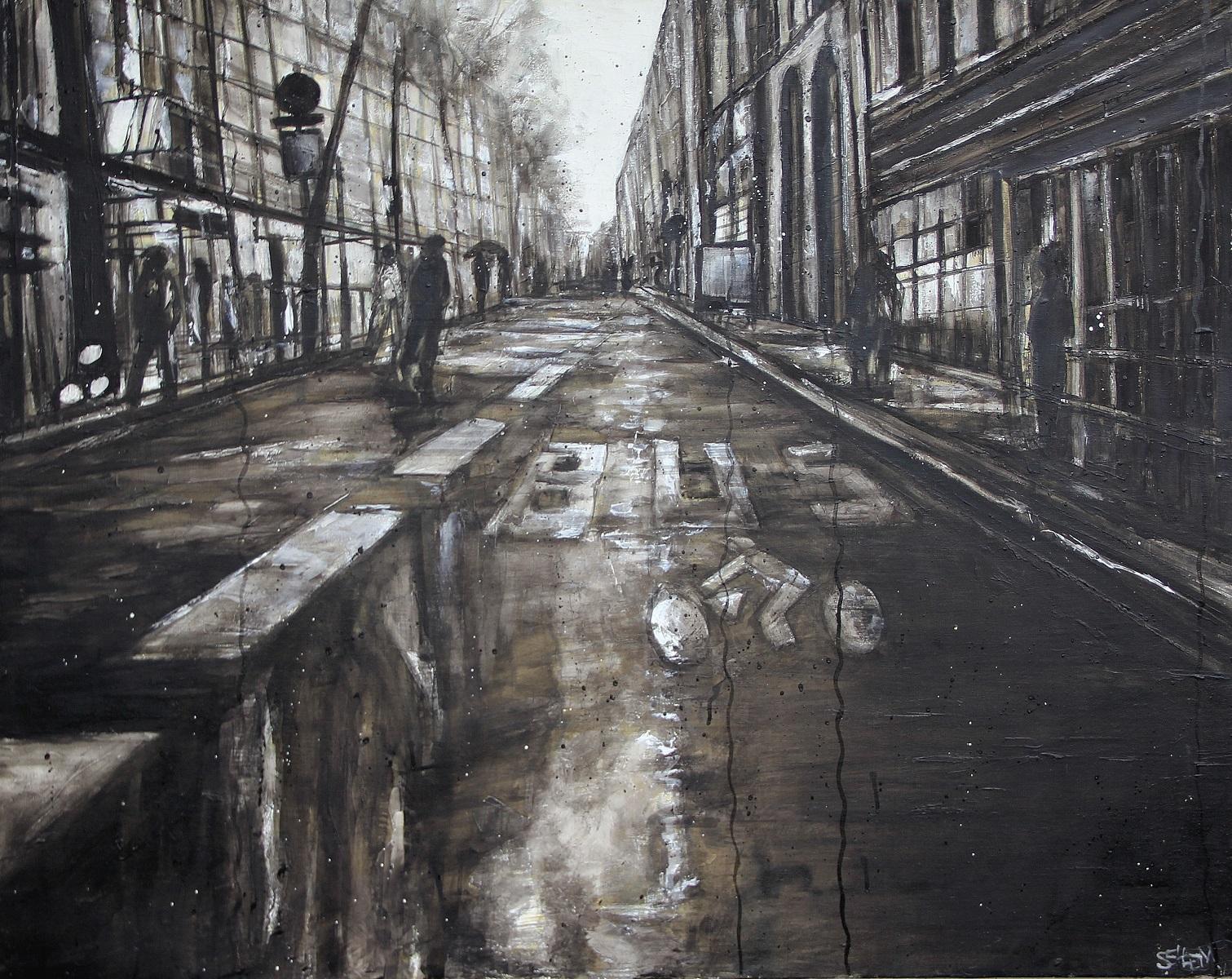 <h2>Thierry SELLEM</h2> Peintre