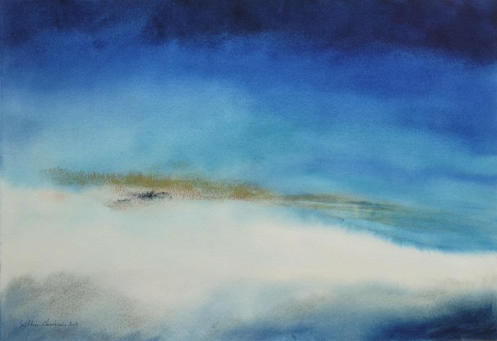 <h2>Muriel BUTHIER CHARTRAIN</h2> Aquarelliste