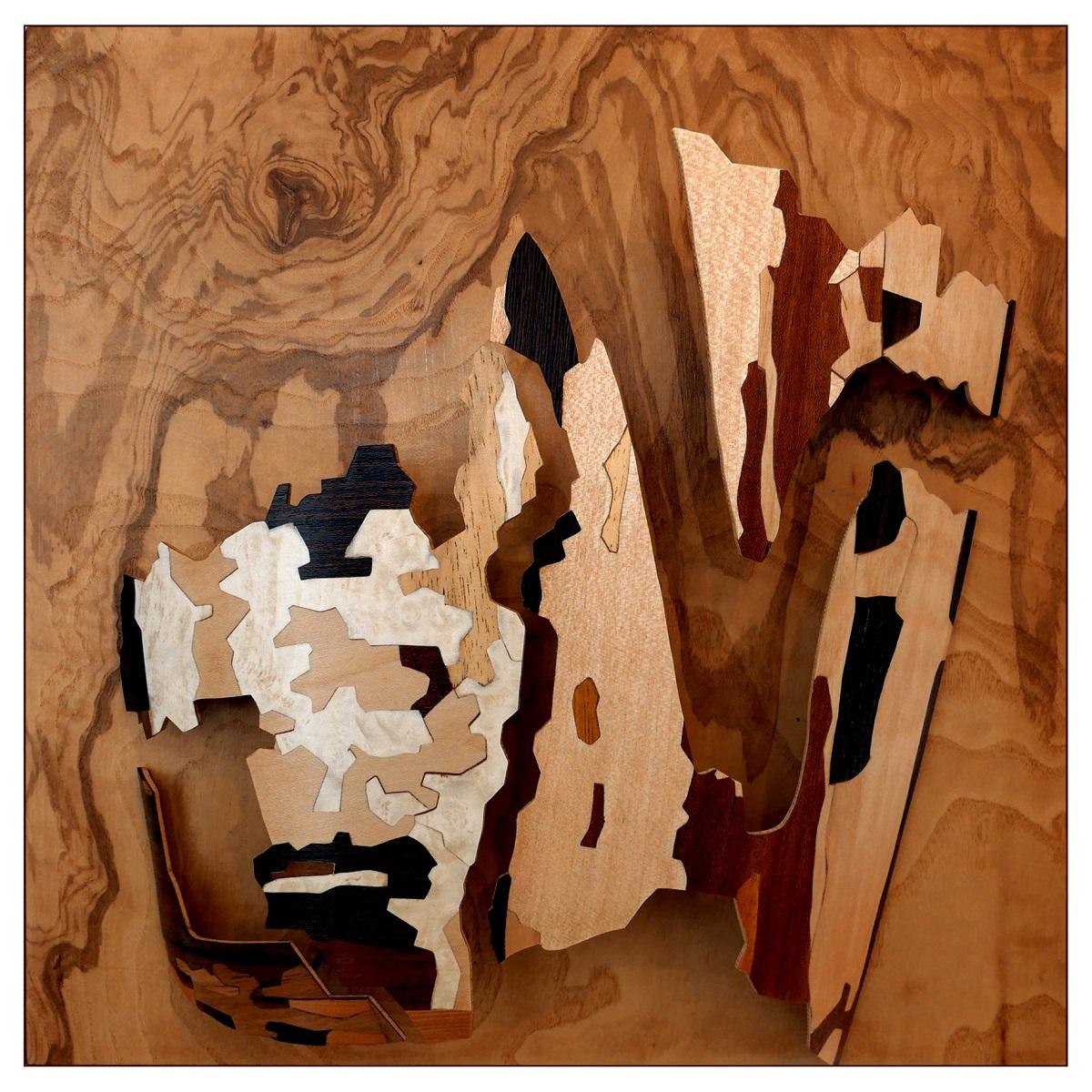<h2>Jean Marc PREVAULT </h2> Sculpteur marqueterie